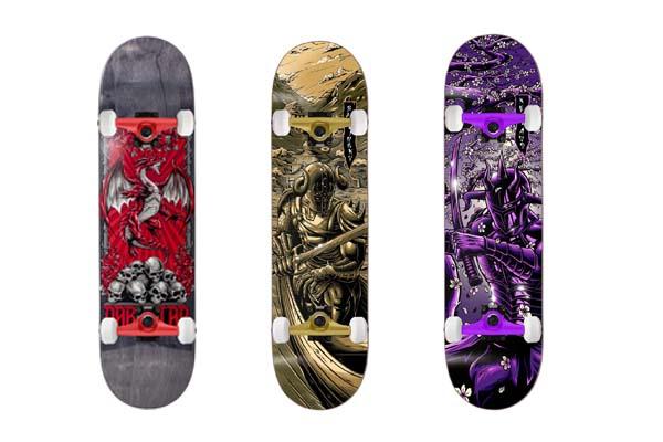 Darkstar Skateboard