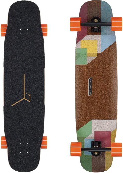 Loaded Boards Tesseract Bamboo