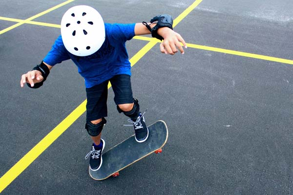 Skateboard for 8 Year Old
